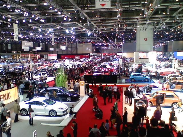 Salon de l'auto Genève 2009