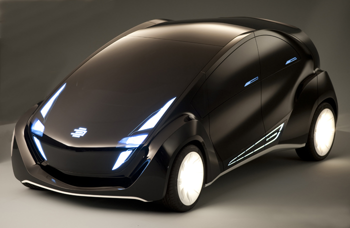 Le prototype de Light Car Open source - Front